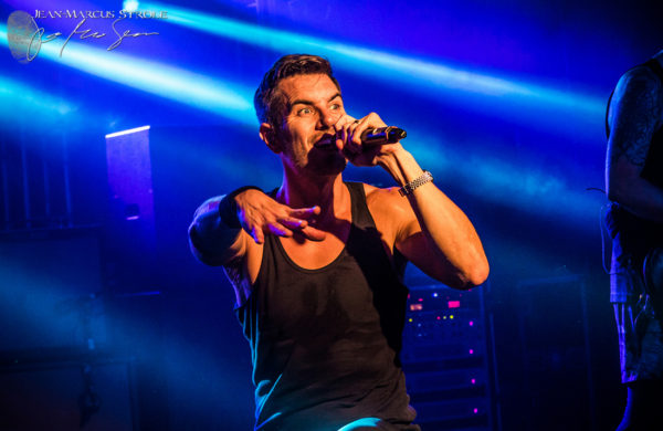 Nick Hexum of 311