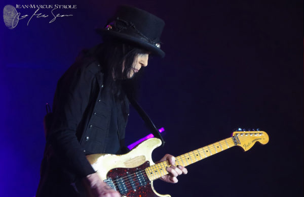 Mick Mars of Motley Crue