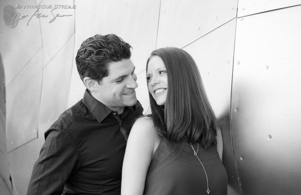 MoPop Engagement Photography