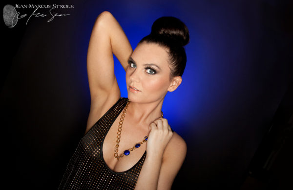 Promotional Studio Photography of Cassandra Searles