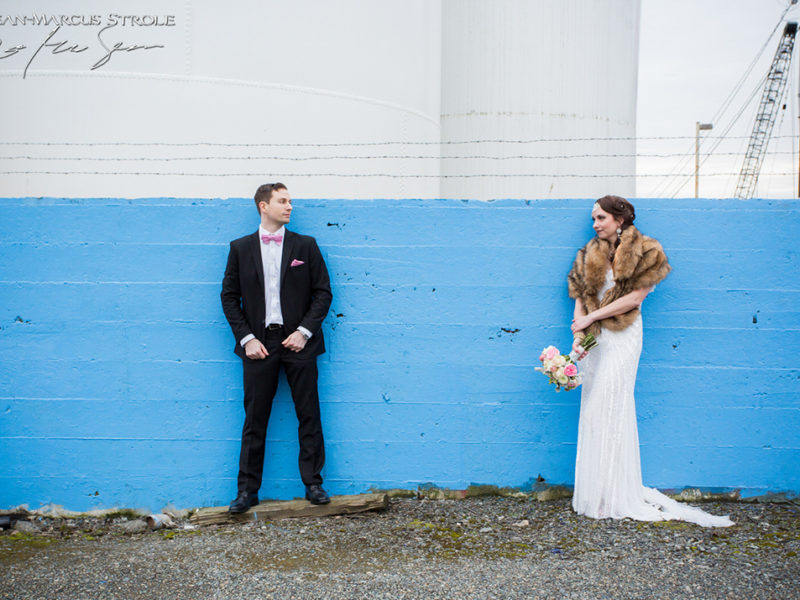 Wedding Photography in Ballard