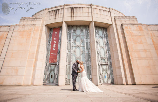 Wedding Photography at Volunteer Park Seattle