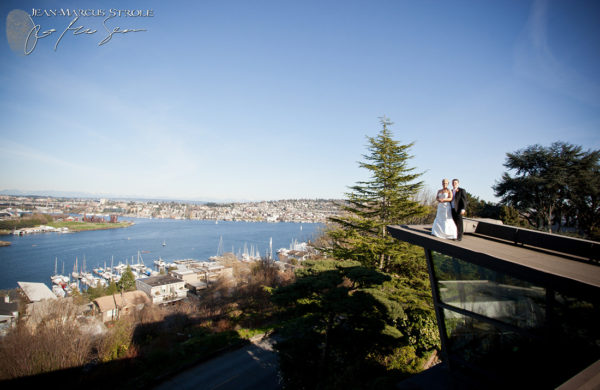 Wedding Photography at Canlis Seattle