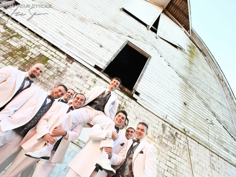 Groomsmen Photography in Snohomish