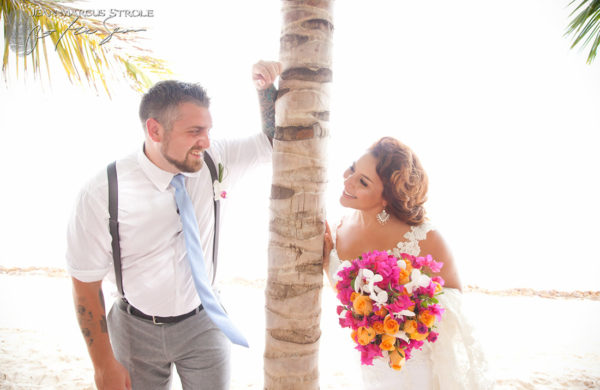 Destination Wedding Photography in Playa Del Carmen