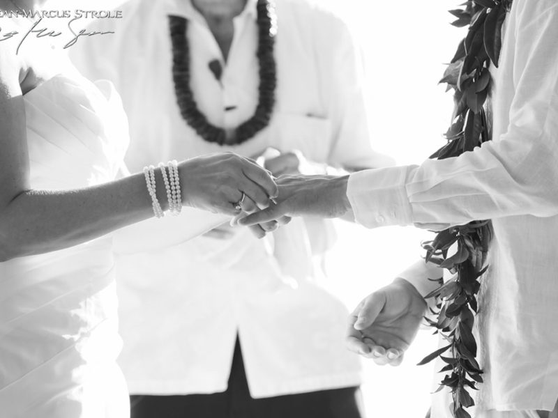 Destination Wedding Photography in Kauai